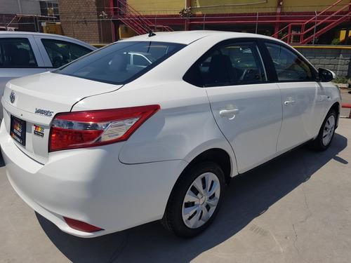 toyota yaris sedan core cvt 2017
