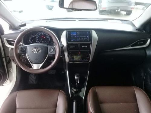 toyota yaris sedan xl plus tech 1.5 flex 16v, fne4669