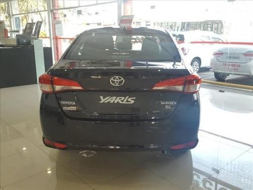 toyota yaris sedan xl plus tech 1.5 flex 16v, fya5543