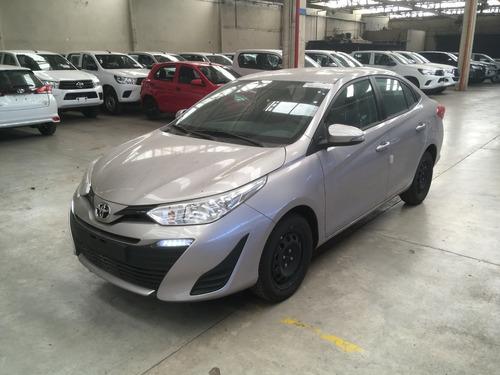 toyota yaris xs 4p sedan manual oportunidad año 2019 ps