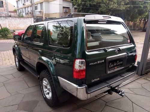 toyota/sw4 3.0 8v efi diesel, apenas 152 mil km, 2º dono