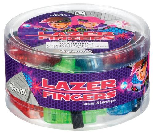 toysmith lazer finger (paquete de 20) + envio gratis