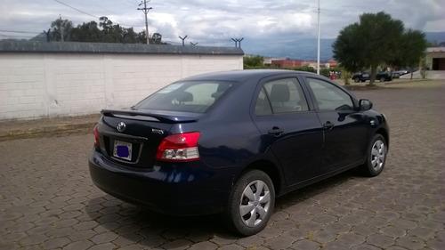 toytoa yaris 2009 como nuevo sedan full, 73000 km originales