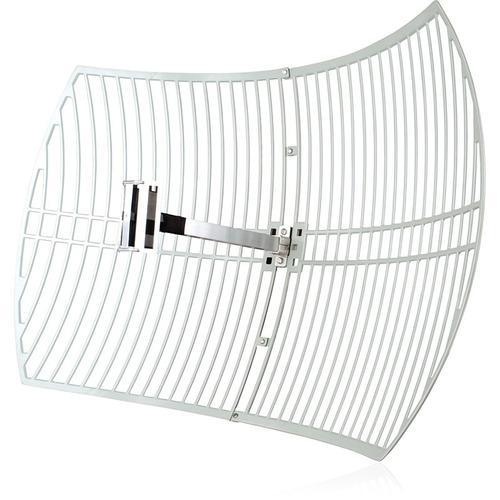 tp-link, 2.4ghz 24dbi antena rejilla parabólica, tl-ant2424b