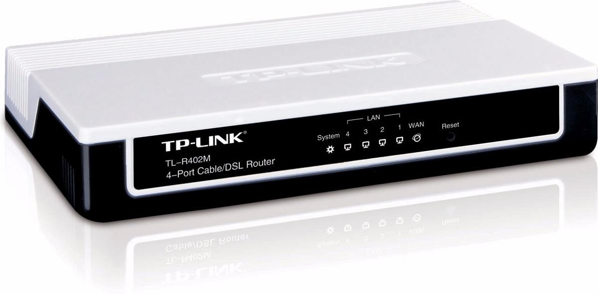 Driver: TP-Link TL-R402M v4 Router