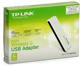 54MBPS WIRELESS USB ADAPTER TL-WN322G WINDOWS 10 DRIVERS