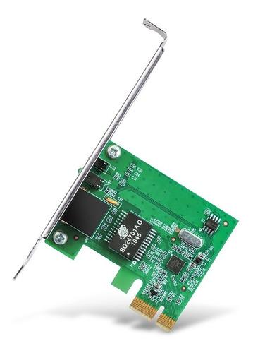 tp-link, adaptador de red pci express gigabit, tg-3468