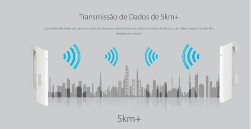 tp-link antena cpe 9dbi cpe210 wifi 2.4ghz 300mbps + nf