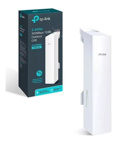 tp-link cpe outdoor 2,4 ghz 300mbps cpe220