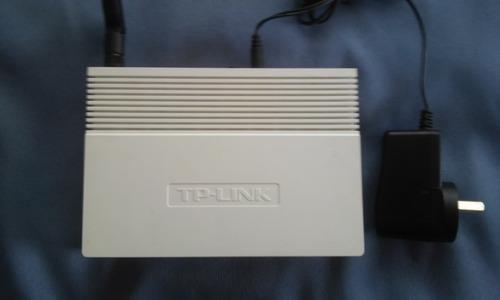 tp link modem router inalámbrico adsl2+ de 150mbps td-8950nd