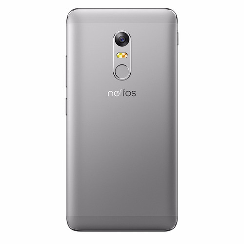 tp-link neffos x1max, smartphone, 5.5 android 7.0, gris