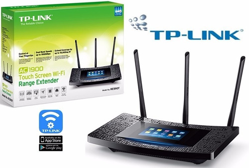 tp-link re590t repetidor wifi extensor wireless dual band ac