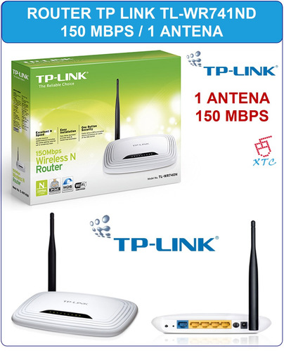 tp-link red router