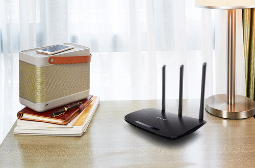 tp-link router inalambrico 450mbps 3 antenas 5dbi tl-wr940n
