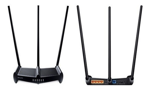 tp-link, router wi-fi alta potencia rompemuros, tl-wr941hp