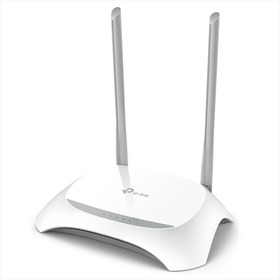 Tp-link, Router Wifi / Ap / Repetidor N 300mbps, Tl-wr840n