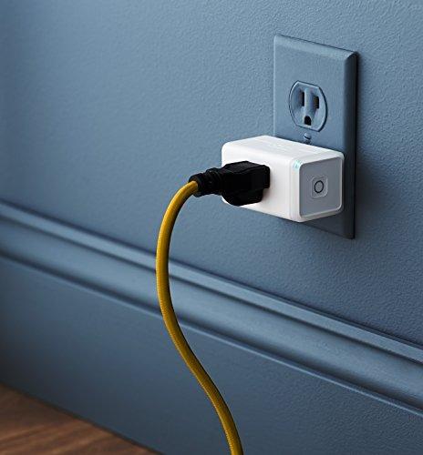 tp-link smart plug mini, no se requiere hub, wi-fi, funciona