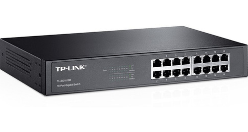 tp-link, switch gigabit con 16 puertos de escrito,tl-sg1016d