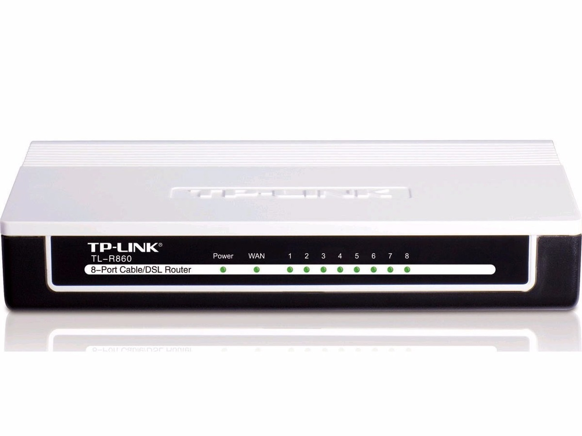 Drivers for TP-Link TL-R860 V4 Router
