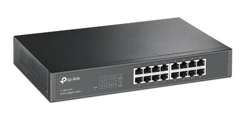 tp-link tl-sg1016d switch rack 16 ptos gigabit 1000 mbps