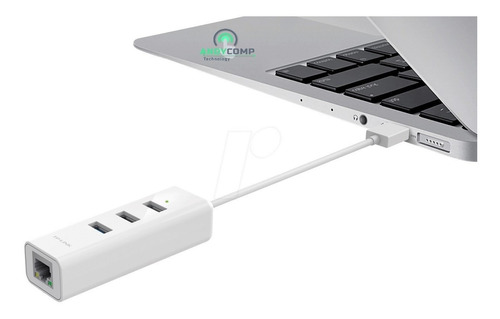 tp-link ue330 usb 3.0 gigabit ethernet adp 3-port usb hub