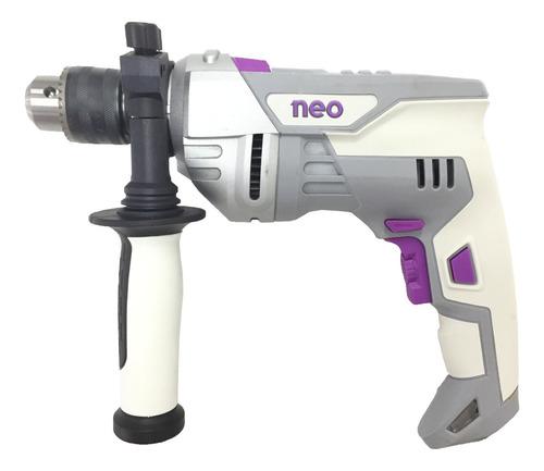 tp913/4 - taladro con percutor 850w 13mm neo