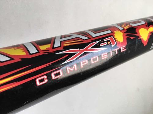 tps catalyst 34x26 composite softbol bat