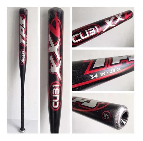 tps cu31 xxl 34x28 louisville doble pared softbol bat