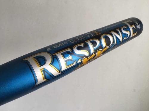 tps reponse xxl 34x27 with scandium 1 gen softbol bat