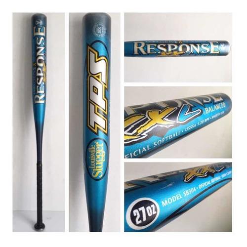 tps response 34x27 xxl louisville doble pared softbol bat