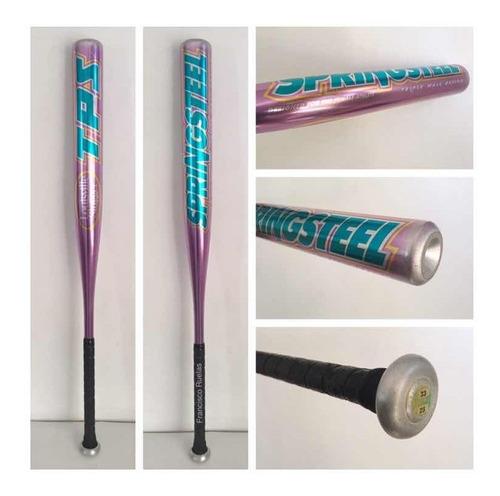 tps springsteel 33x25 triple pared softbol bat