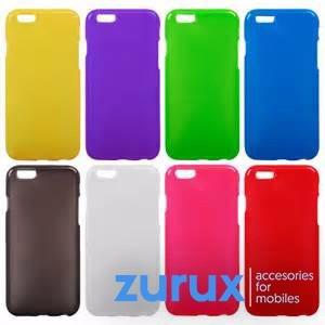 tpu de silicon iphone 4, iphone 5, iphone 6 y iphone 6 plus