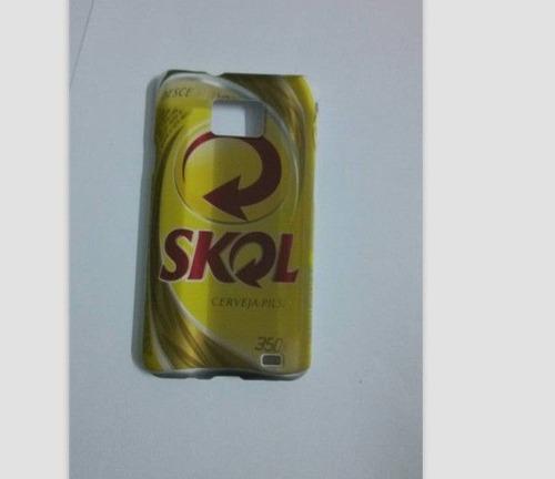 tpu protector silicona samsung galaxy s2 cerveza refresco