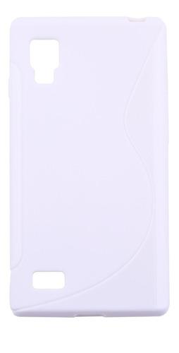 tpu suave cubierta de gel de la piel de la caja de accesorio