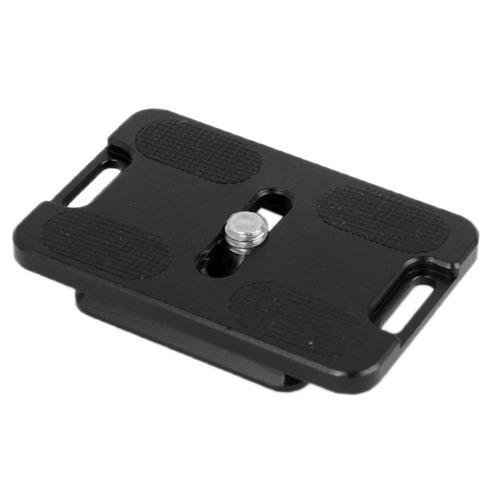 tr para ipode monopie placa liberacion rapida aluminio dp60