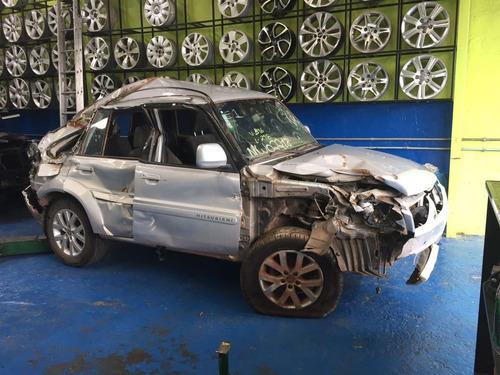 tr4 4x4 2012 sucata motor cambio lataria retirada peças