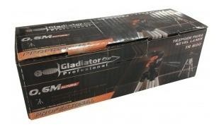 tr800  tripode de 60cm para nivel laser gladiator pro