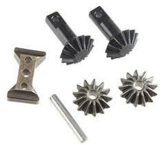 tra5382x gear set diff revo e-maxx slayer e-revo engrenagens
