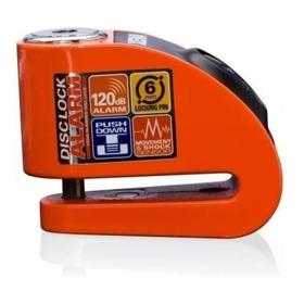 Traba Disco Candado Alarma Xena Xzz6l Seguridad Moto - Brm