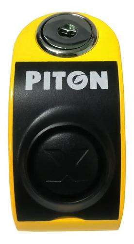 traba disco candado piton con alarma z6 6mm - sti cuotas