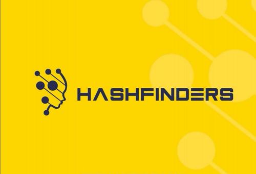 trabaja desde casa con hashfinders