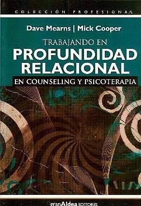 trabajando en profundidad relacional en counseling - mearns