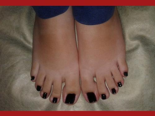 trabajo a domicilio de belleza de manos y pies