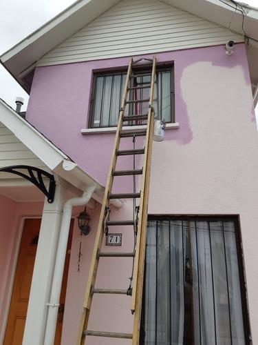 trabajo de pintura casas departamentos