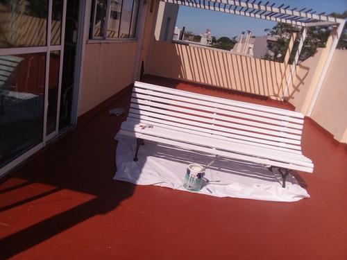 trabajo de pintura en general . impermeabilización .plomería