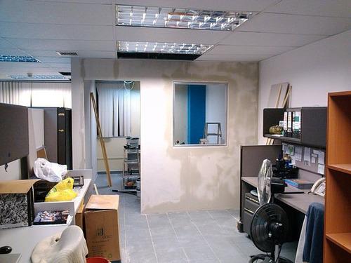 trabajos a domicilio, encamisado pintura drywall