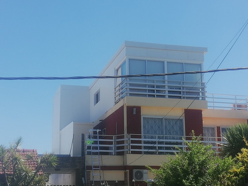 trabajos albañilería  casa de isopanel stream fleming