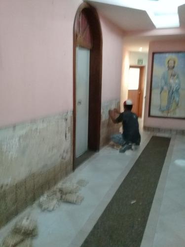trabajos albañileria y pintura en general interior exterior