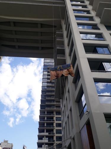 trabajos con soga mudanza en altura subidas y bajadas balcon