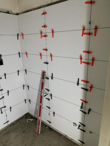 trabajos de albañilería, albañil, sanitario yeso pintura.